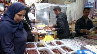 """العائلات الجزائرية تحتفل برأس السنة الأمازيغية """"يناير"""""""