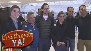 ¡El equipo Televisa Deportes viaja a Rusia! | Cuéntamelo YA!