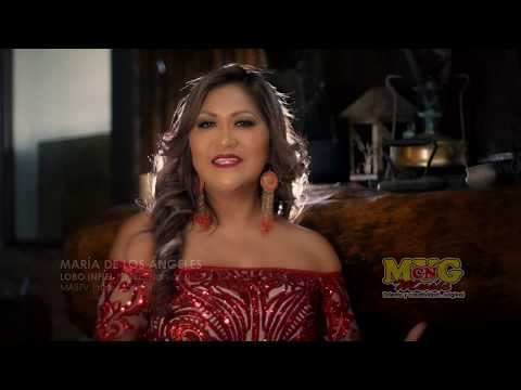 MARIA DE LOS ANGELES - LOBO INFIEL (Video Oficial 4K)