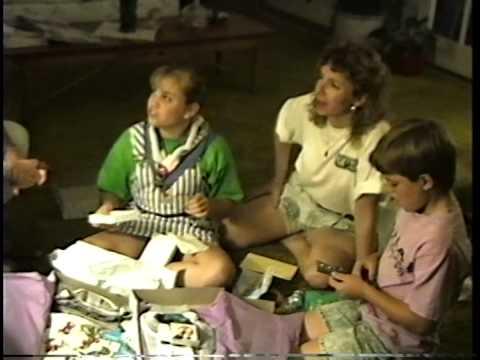 You Mooed Last Night Video Redlands California 1991