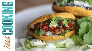 Gorditas Recipe - How to Make Gorditas