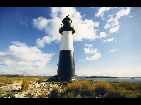 Cape Pembroke Lighthouse,  Falkland Islands  1997