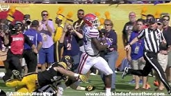 2017 Outback Bowl: #17 Florida Gators vs. Iowa Hawkeyes