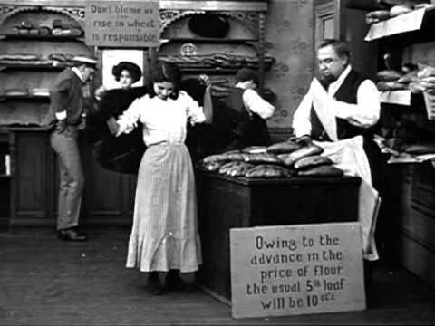 Спекуляция пшеницей / A Corner in Wheat / 1909