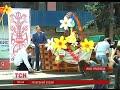 """Поделки - Рекордний великодний кошик у стилі """"хенд-мейд"""" зібрали в Івано-Франківську"""