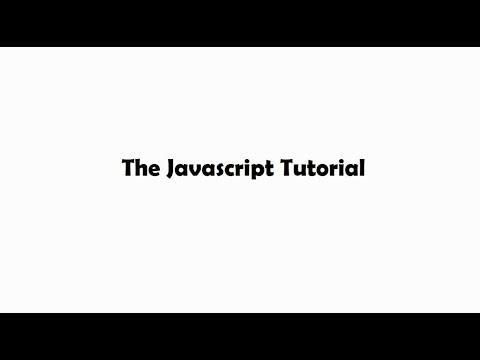 Javascript Tutorial for Beginners : Lesson # 1 -  Hello World! thumbnail