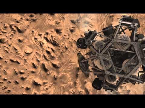 mars rover landing animation - photo #44