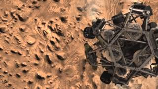 Mars Science Laboratory - Curiosity Rover - Mission Animation