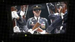 U.S. Army Drill Team & The Old Guard Fife and Drum Corps Promotion