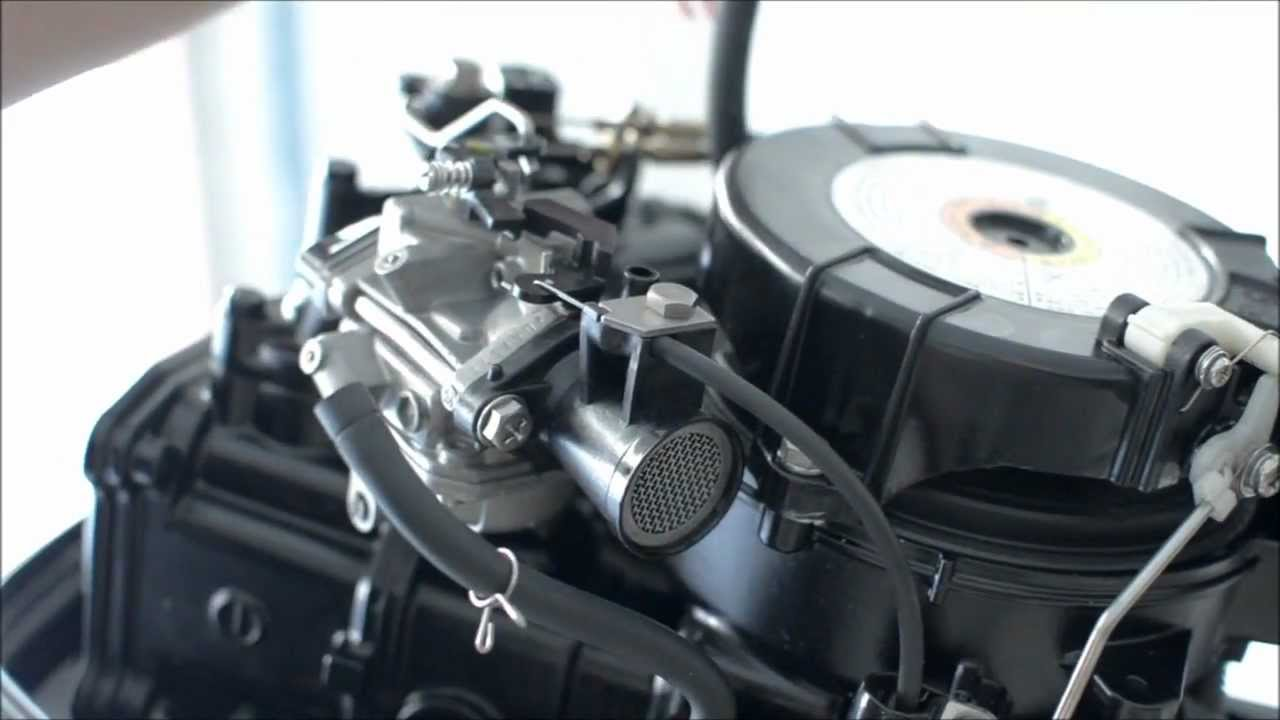hight resolution of cleaning 5hp 4cycle outboard carburetor tohatsu nissan mercury youtube
