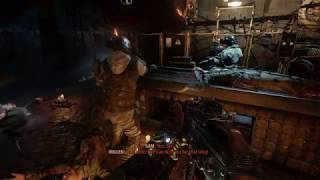 Metro Exodus - Yamantau The Ark: Defeat Waves of Cannibals With Sam, Miller & Idiot Take Lift (2019)