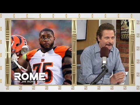 Devon Still Talks Dealing With Childhood Cancer | The Jim Rome Show – Sports News