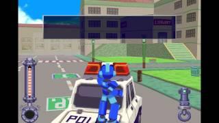 Megaman Legends - Dark Megaman