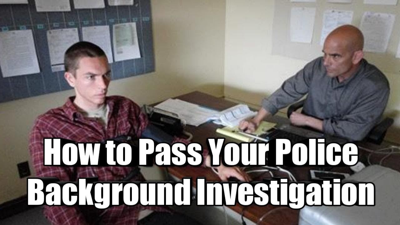 Background Check Policy