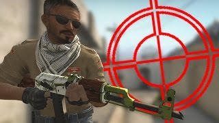 SILENT AIMBOT! - CS:GO Overwatch