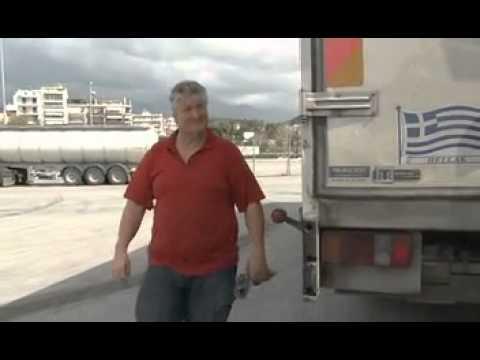 سائقي الشاحنات     احذروا المهاجرين غير الشرعيين   Radio Netherlands Worldwide