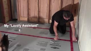 Building an Insulated Sub Floor Part A