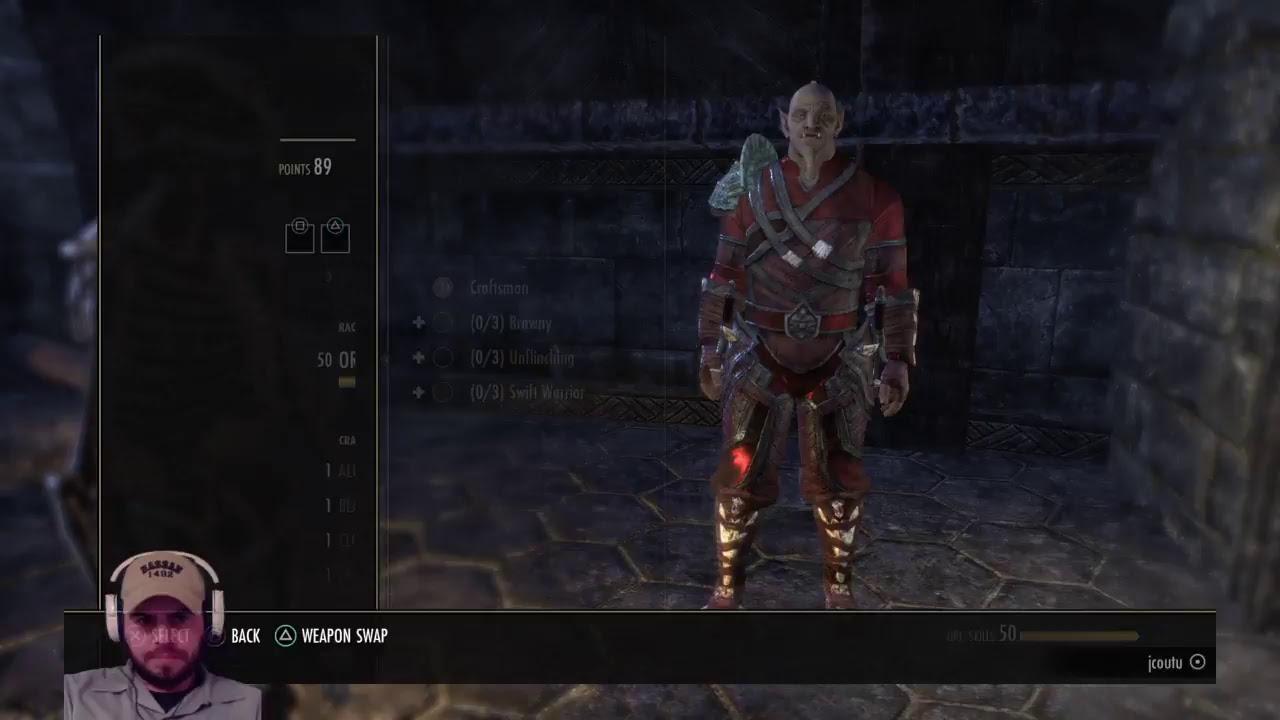 Orc passive Swift Warrior procs on Biting Jabs?