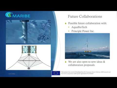 Maribe Project - EcoWindWater Presentation - Desalination and Floating Wind in theMediterranean