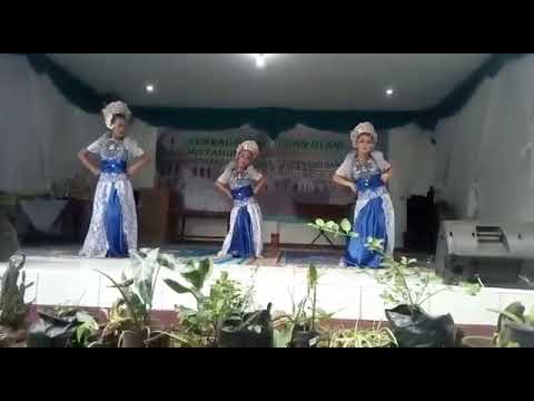 Tari Jaipong Mojang Priangan KLS IV MI Miftahul Jaza