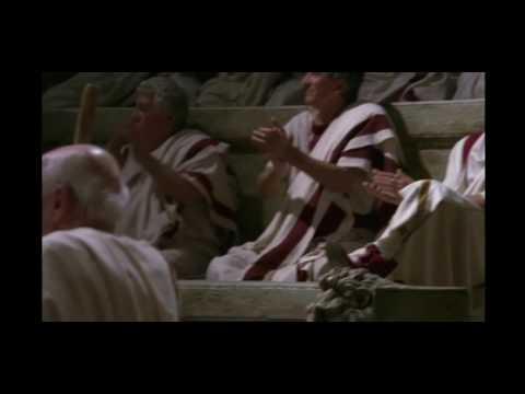 Julius Caesar speech