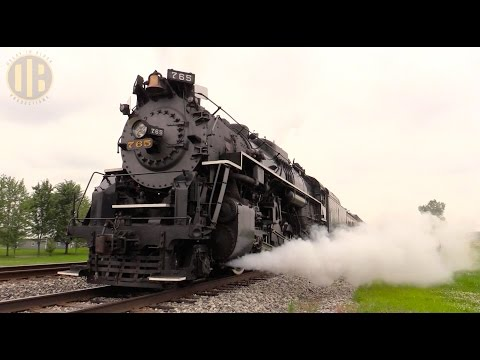 NKP 765: Stretching Her Legs to Leipsic