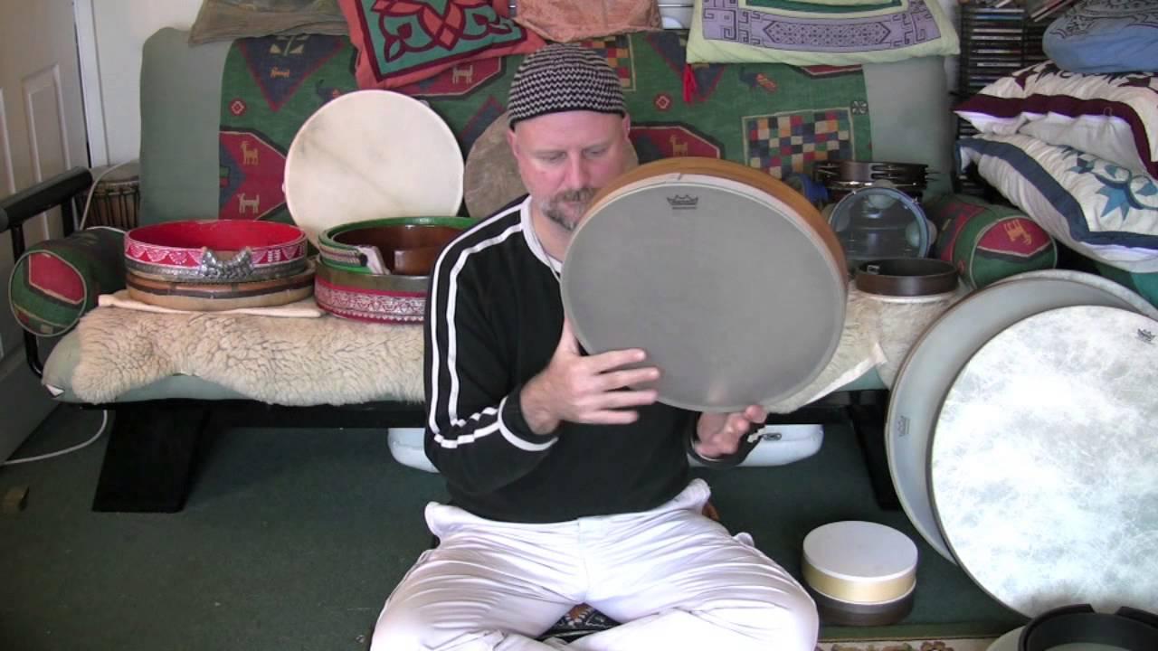14' REMO Frame Drum, Renaissance