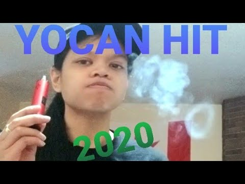 YOCAN HIT review and unboxing dry herb vape