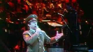 """RED RUSSIAN ARMY CHOIR """"Ociy cernye"""""""
