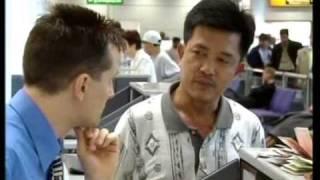 BBC AIRPORT MALAYSIAN TOURIST VISIT