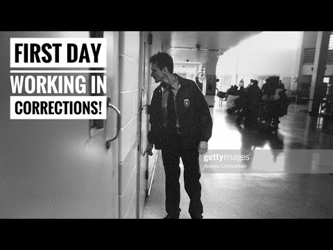 5 Tips To Survive Your First Day Working In Corrections!
