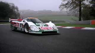 Chris Harris on Cars - Daytona 24h winning Jaguar XJR-9