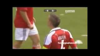 Denmark Vs Australia  MATCH HIGHLIGHTS AND GOALS 02-06-12 2-0