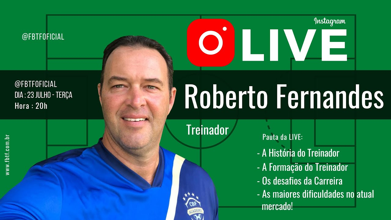 Roberto Fernandes x FBTF LIVE