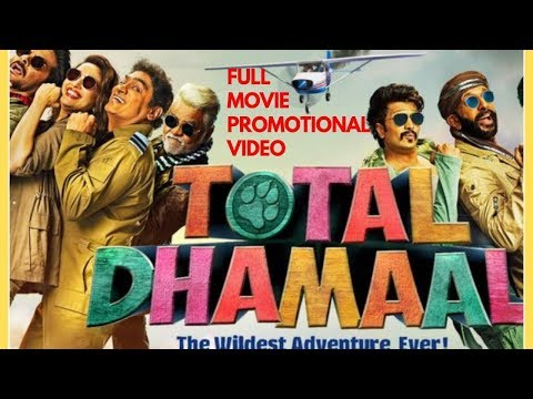 Total Dhamaal || Full Movie || Promotional Video || #TIMEPASS