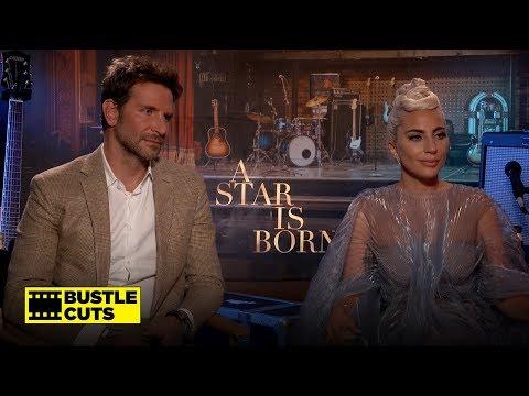 Bradley Cooper & Lady Gaga On 'A Star Is Born'