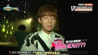 Video [PABO中字] 150523 Show Champion Backstage 金聖圭 download MP3, 3GP, MP4, WEBM, AVI, FLV Mei 2018