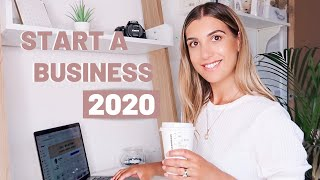 How to START A Smąll Business UK with no Money or Experience 2020 | Simple Easy Tips