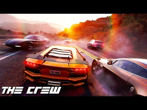 THE CREW Online - Campaign Part 2 - The Crew w/ The Crew Multiplayer