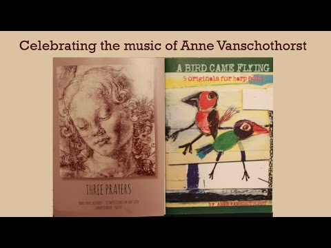 Celebrating the music of Anne Vanschothorst - livestream weekend part 1!