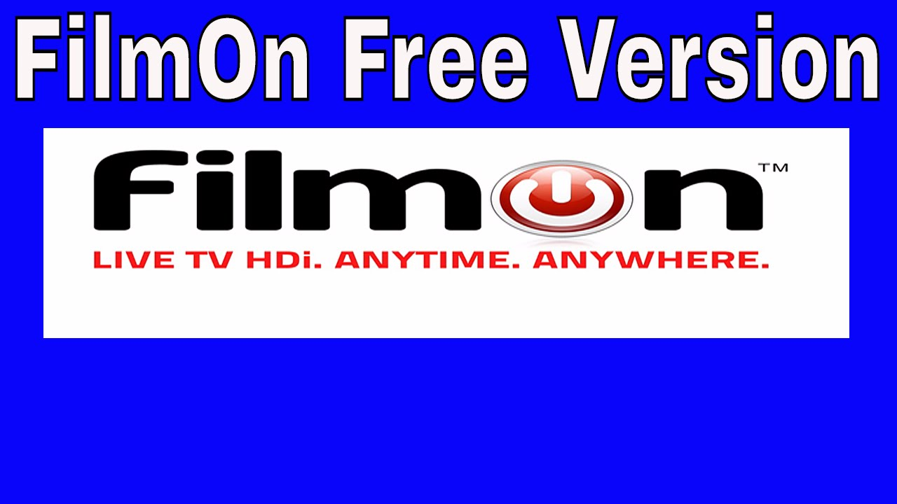 how to watch filmon for free