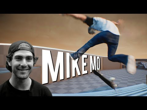 SESSION - Mike Mo Trick Challenge