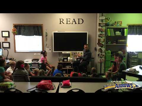 """Winskill Elementary School Presents: """"The Energy Bus for Kids"""""""
