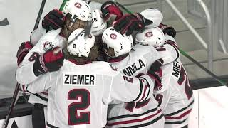 Highlights: Hockey Vs. St. Cloud State