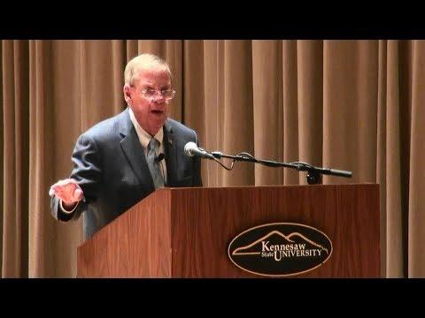 U. S. Senator Johnny Isakson [R-GA] remarks on Charlottesville, Virginia attacks 08/14/17