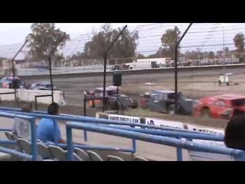 5/3/14 Kings Speedway - Sport Mod Heat #2