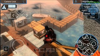 Assassin's Creed - Bloodlines New Version HD Mod Ppsspp Android | Tutorials | Gameplay | Settings