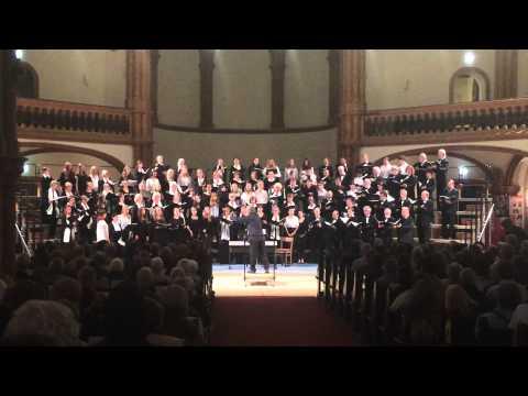 Josef Rheinberger: Abendlied - Berliner Singakademie/Chor des Felix-Mendelssohn-Bartholdy Gymnasiums