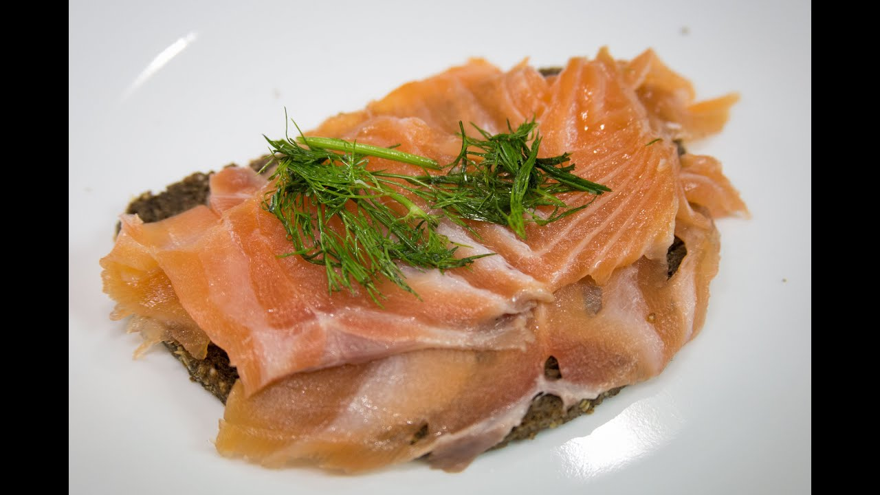 How To Make Lox (gravad Lax) Cooking With Pina