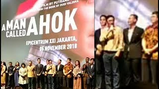 Video Gala Premiere Film A Man Called Ahok (dihadiri oleh Pak Djarot) download MP3, 3GP, MP4, WEBM, AVI, FLV November 2018